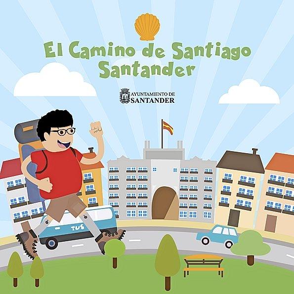 guía-camino-de-santiago-santander-para-niños