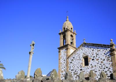 Santuario San Andrés de Teixido