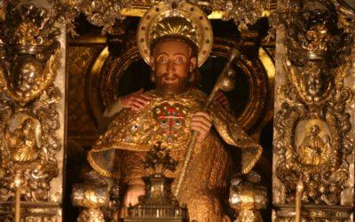 ¿Por qué el abrazo al Apóstol Santiago es un ritual que ha pasado de generación en generación?
