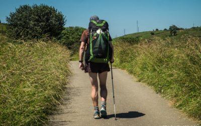 La regla del 10% para preparar tu mochila en el Camino