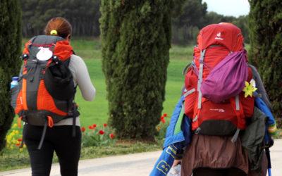 Pros y contras de llevar la mochila en el Camino de Santiago