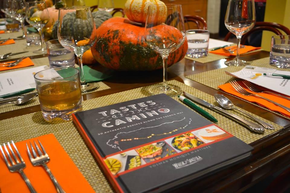 Tastes of the Camino recetas
