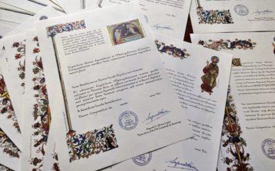 Existe una Compostela para los que realizan el Camino sin fines religiosos
