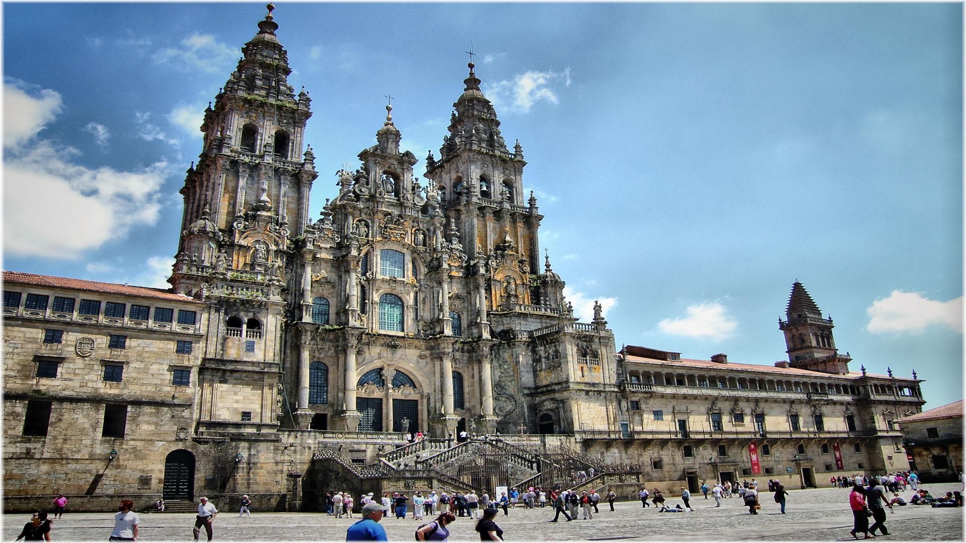Símbolos Catedral_Santiago_de_Compostela
