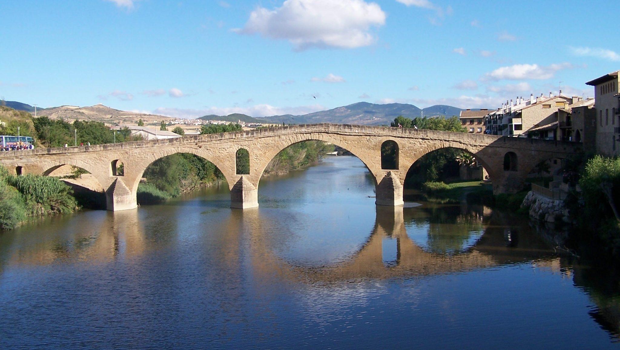 Puente_de_la_Reina Camino Francés