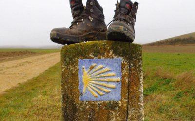 ¿Qué calzado es mejor para el camino de Santiago?