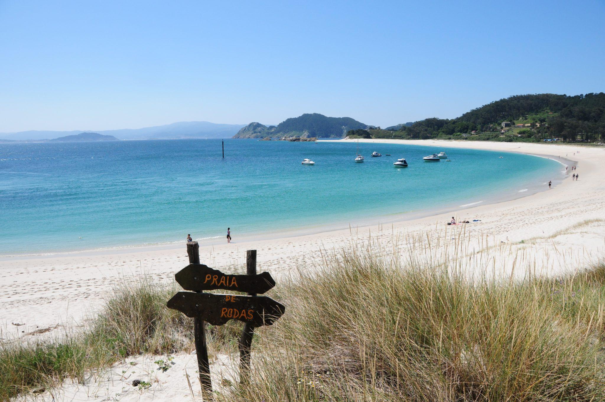 Playa_de_Rodas_Islas_Cies_ Galicia