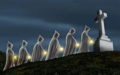 ¿Qué sabes sobre la Santa Compaña? Una de las leyendas gallegas más conocida